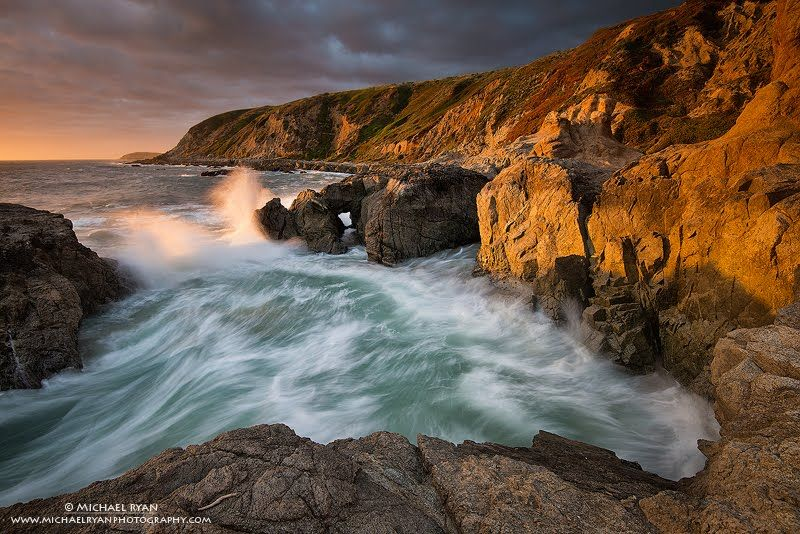 Head Rush - Stati Uniti • California, Bodega Bay, by Michael Ryan