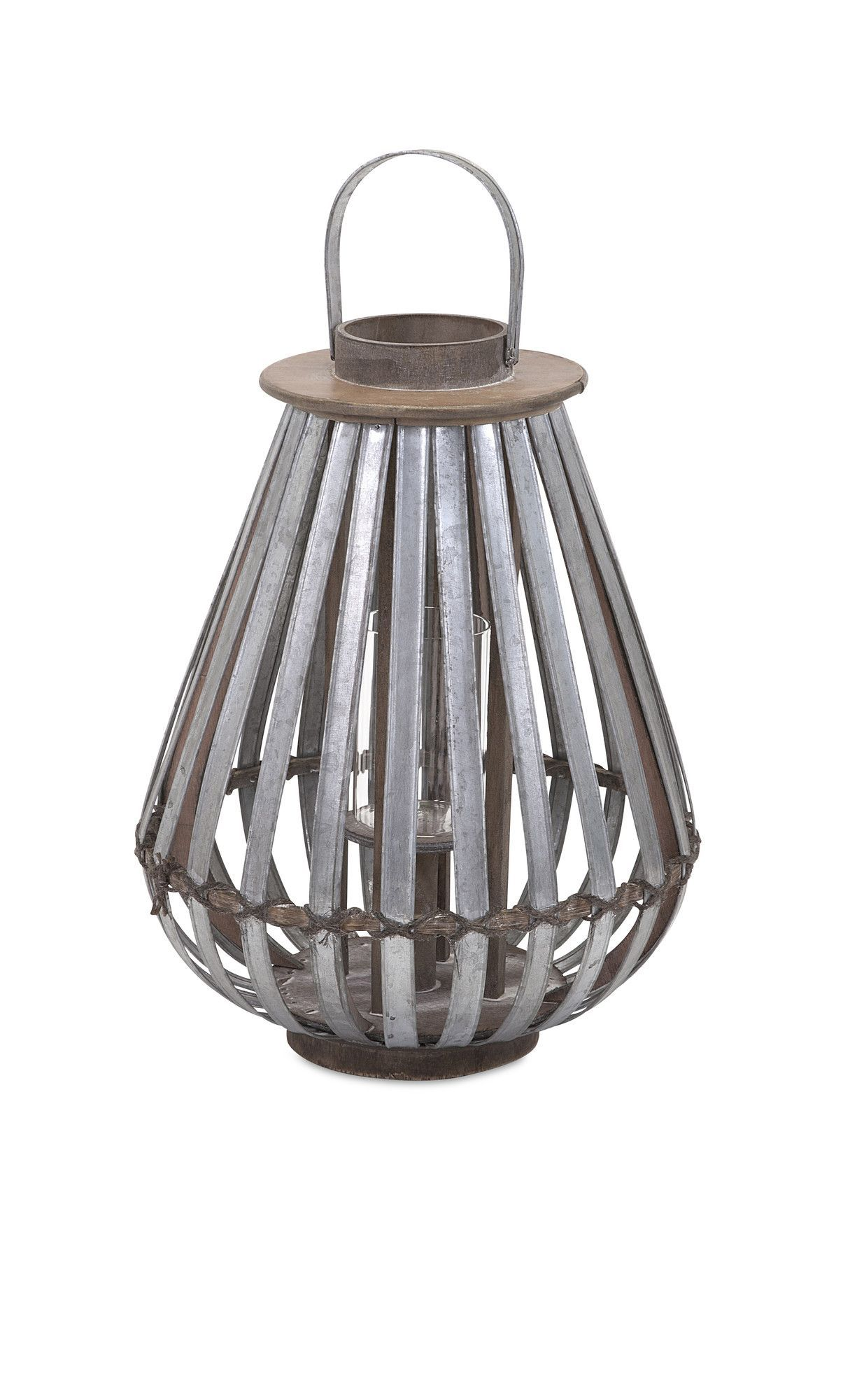 logan galvanized metal lantern lanterns pinterest metal