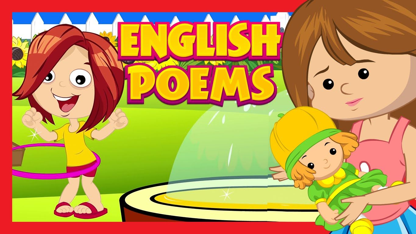 Poems Or Rhymes For Kids To Learn And Understand The