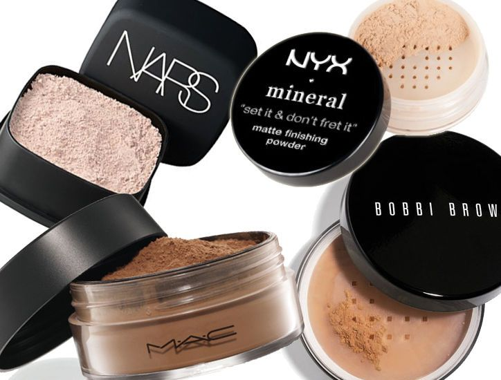 Image result for the best loose powder
