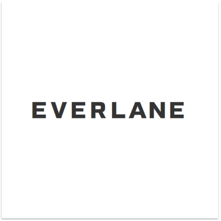 everlane sale transparent clothing company