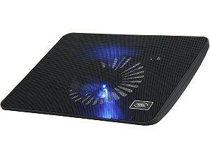 Deepcool Wind Pal Mini Laptop Cooling Pad 15 6 Slim Design 140mm Silent Fan Blue Led Need To Ma Laptop Cooling Pad Mini Led
