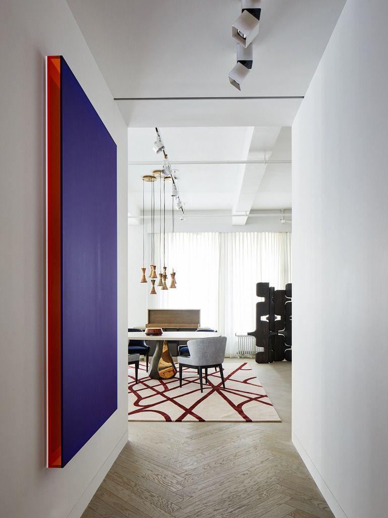 INTERIOR DESIGN — Avenue Road Unveils Conceptual Space in NYC | Home ...
