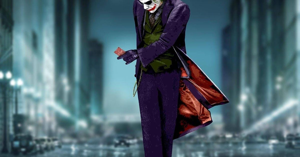 14 Joker Hd Wallpapers 1080p For Mobile Di 2020 Gambar The