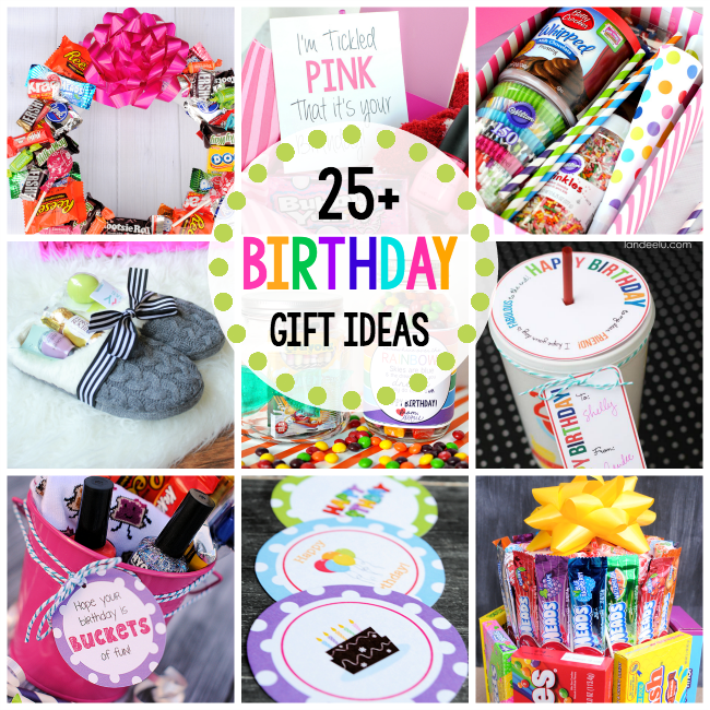 25 Fun Birthday Gifts Ideas For Friends Friend Birthday