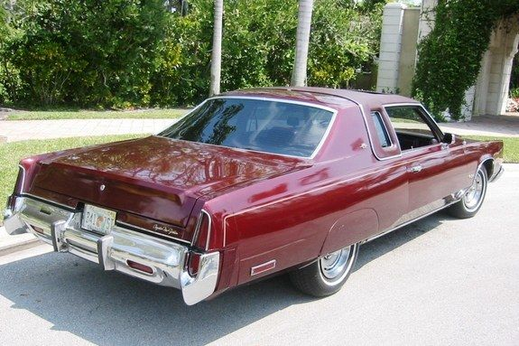 23062650007 Large Chrysler New Yorker Chrysler Cars Chrysler