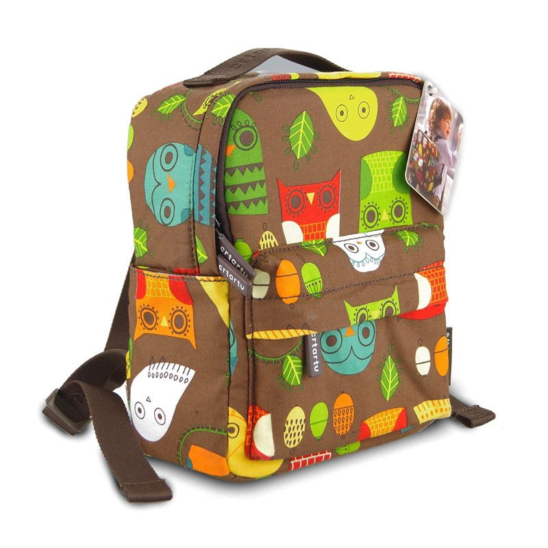 2016 cute owl baby girl school bags kid children's backpack boys ...