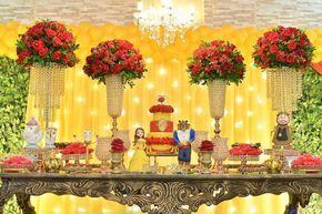 Festa Infantil A Bela e a Fera: Está Pronta Para se Apaixonar?