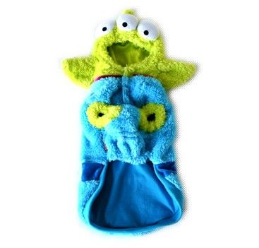 Pet Paradise Disney Three Eye Alien Dog Costume Disney Dog