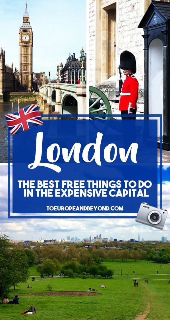 For a city that is so frequently described as wildly unaffordable and almost offensively expensive, there is an astoundingly high quantity of free things to do in London that will absolutely not break the bank. Between world-class museums and quirky attra
