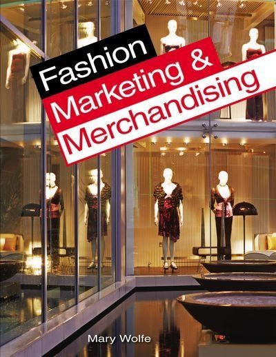 Fashion Marketing And Merchandising  Book Shelf