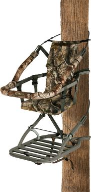 Summit Dead Metal Technology in this new Viper SD Climber Stand. This is my Stand!