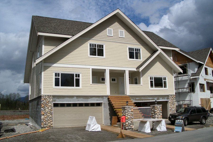 insulated concrete form homes