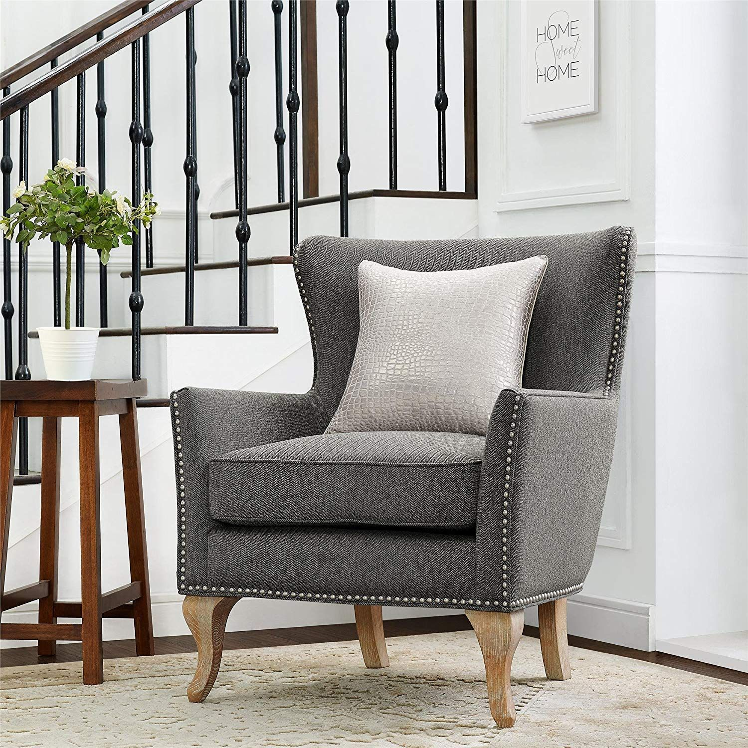 Super Discover The Best Coastal Accent Chairs And Beachy Accent Download Free Architecture Designs Terstmadebymaigaardcom