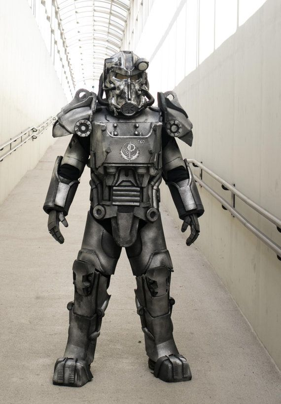 Fallout Style T60 Power Armor Costume Good Job Fallout Cosplay