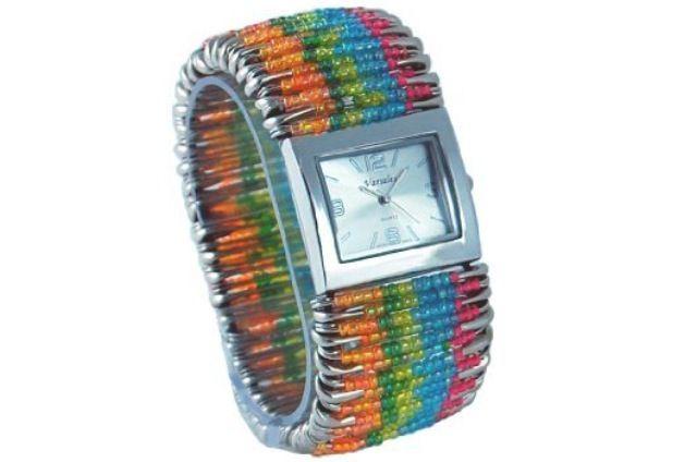 a watch band made