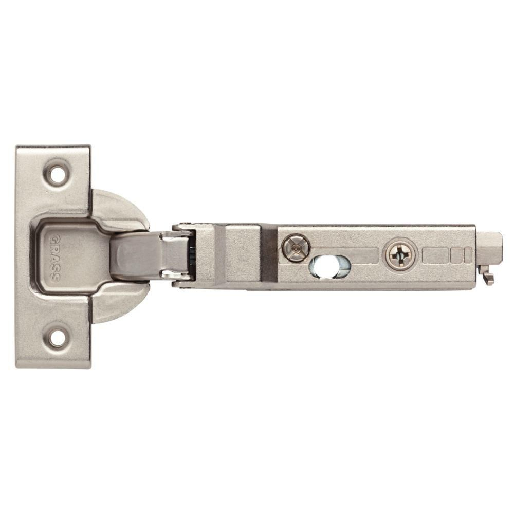 35 Mm Half Overlay Soft Close Hinge 1 Pair Hinges For Cabinets