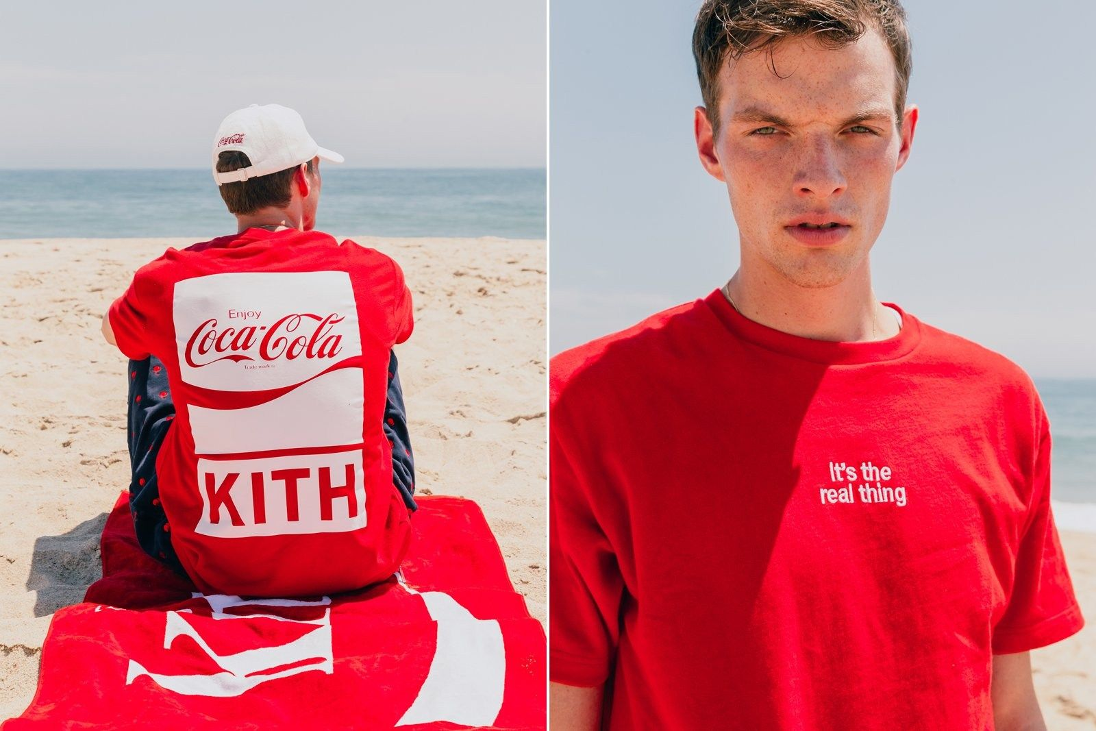 fca3eba6 Here's the Full Lookbook for Kith and Coca-Cola's Nostalgic New ...