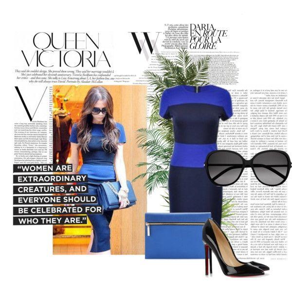 Recreating the Look - Victoria Beckham