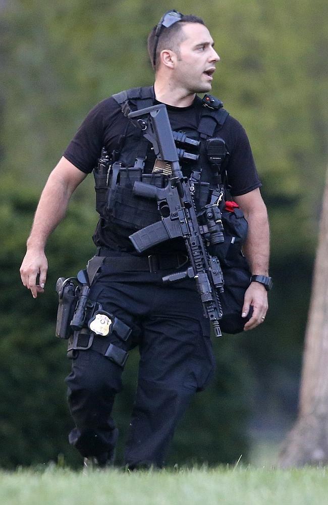 Secret Service Agents Weapons