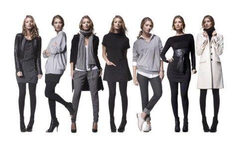 L'art du minimalisme: Leçon n°5 : Savoir construire sa garde-robe