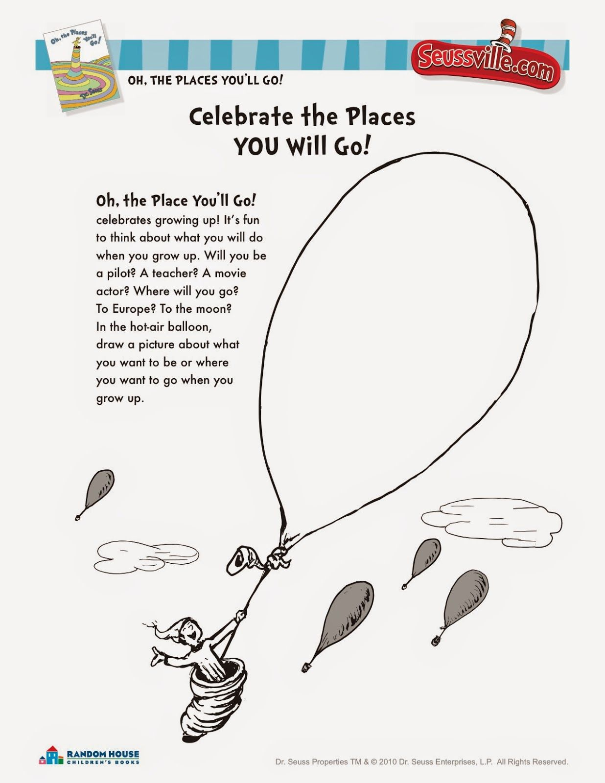 worksheet Oh The Places You Ll Go Worksheets my future career worksheet school counselor material lessons pinterest to fix and we