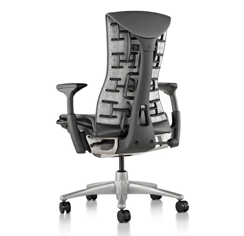 Embody Ergonomic Office Chair By Herman Miller Herman Miller