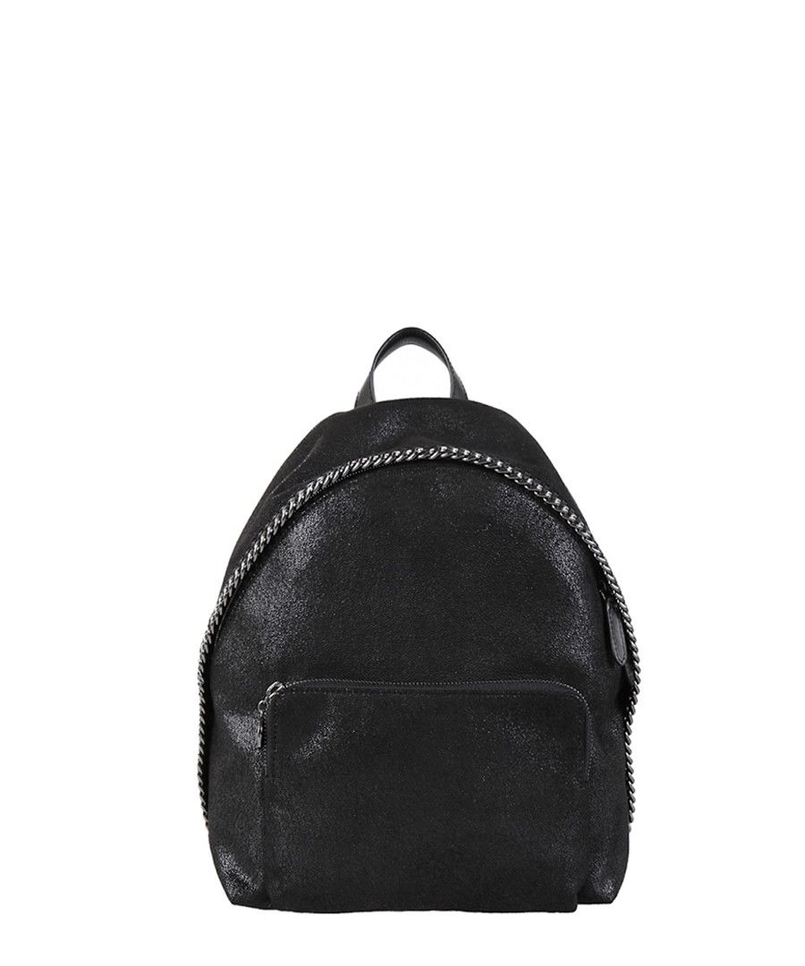The Falabella backpack from Stella McCartney has us heart-eyed emoji-ing to the max 😍