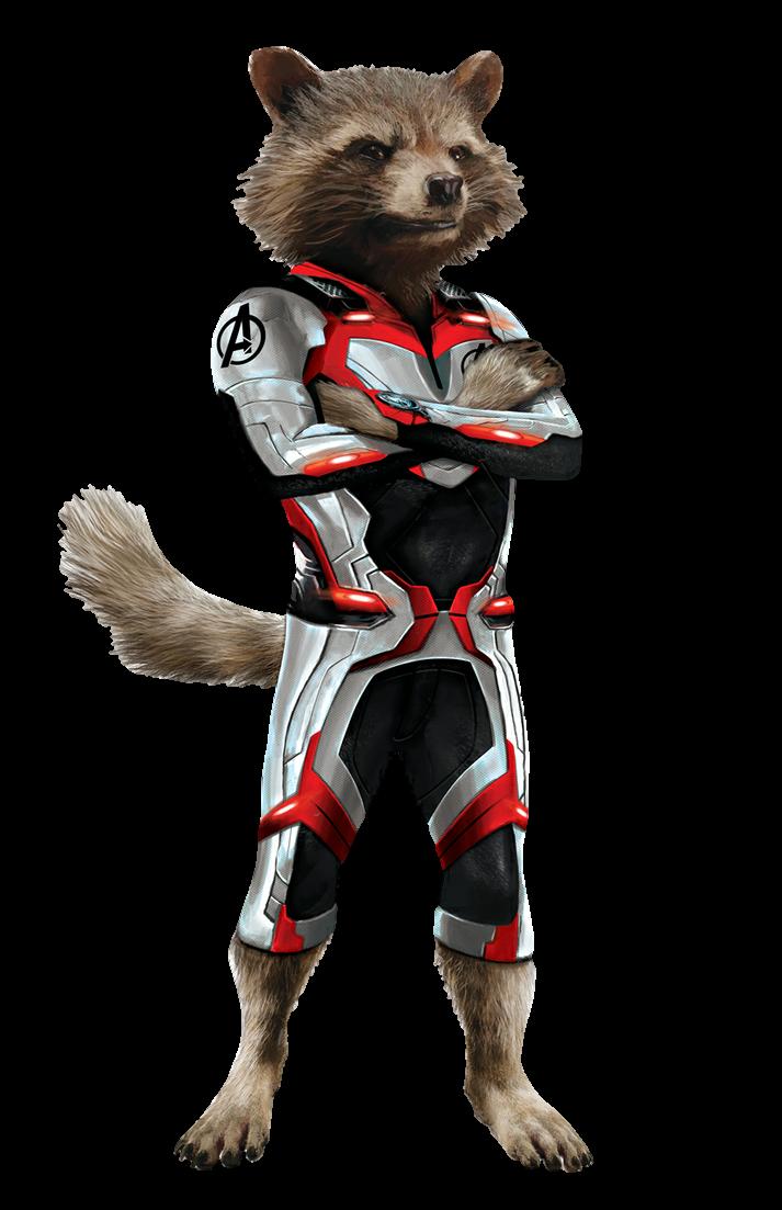Avengers Endgame Rocket Raccoon Png By Metropolis Hero1125 Rocket Raccoon Marvel Characters Art Avengers Pictures