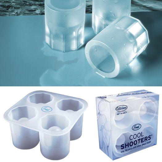 Cool Shooters Ice Shot Glass Maker | Gadgets und Küche