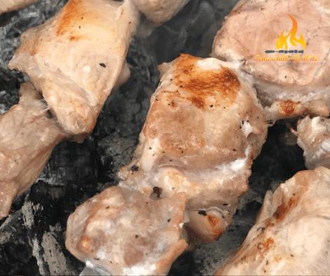 Tipps zu Schaschlik Grill - Kebab-Grill - Mangal-Grill Premium Schaschlik vom Feinsten <3 Immer wieder eine Freude für den Gaumen. Einfach herrlich....  
