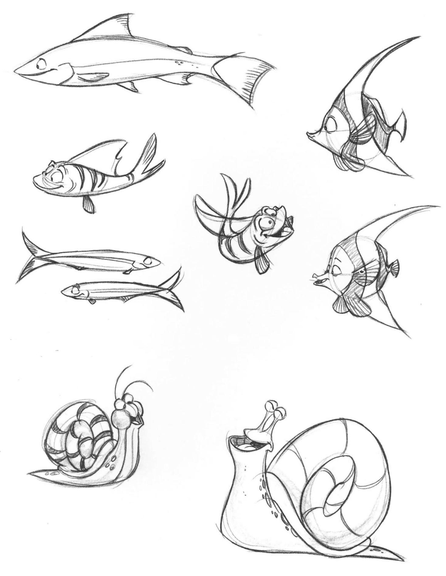 La Petite Sirene The Art Of Disney Art Disney Art Conceptuel