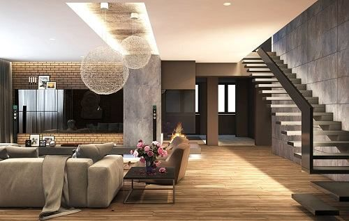 Lovely 5 Living Rooms With Signature Lighting Styles (Interior Design Ideas)