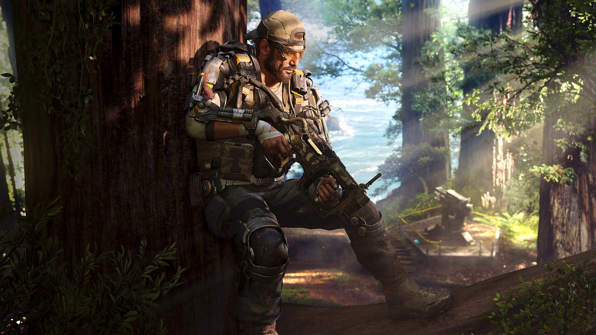 Cod Black Ops 3 Specialist Nomad Call Of Duty Black Ops 3