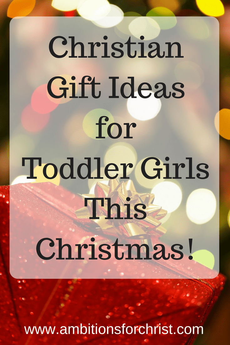 Toddler group christmas gift ideas
