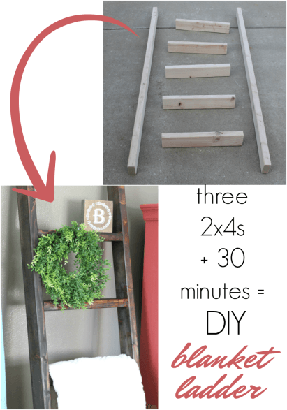 Photo of How to Make a DIY Blanket Ladder for Just $10 – Life Storage Blog