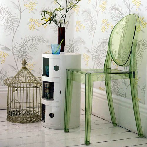 Kartell Componibili and Victoria Ghost | Furniture | Pinterest ...