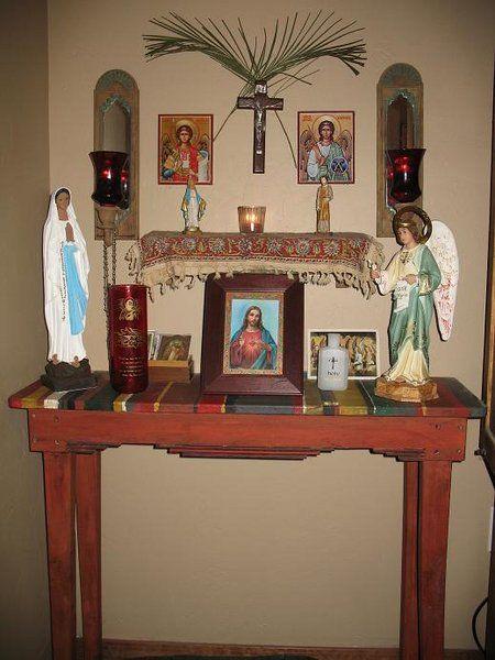 Pin on Catholic Family Home Shrines