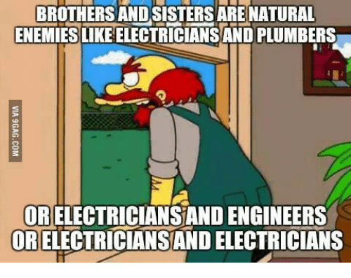 Funny Electrician Memes Of 2017 On Me Me Electrician Construction Humor Electrician Humor Work Humor