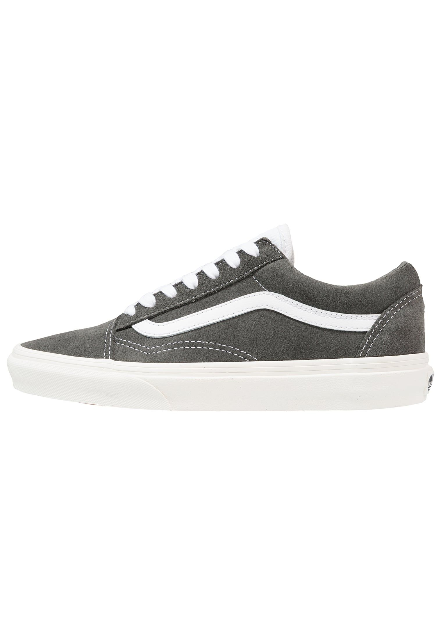 Vans UA OLD SKOOL - Trainers - white/black He0UFZq