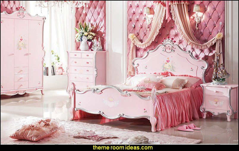 finest selection 9a6d1 71143 Princess bedroom furniture Princess style bedrooms | House ...