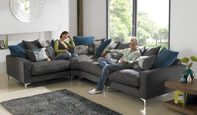 Pentagon Fabricsofa Sofa Works Ilm Living Room Decor