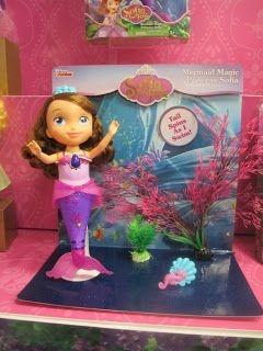 Sofia the First Mermaid Magic by Just Play - A fav at Toy Fair NY 2016 http://www.grandmachronicles.com/p/favorite-toys-for-2013.html