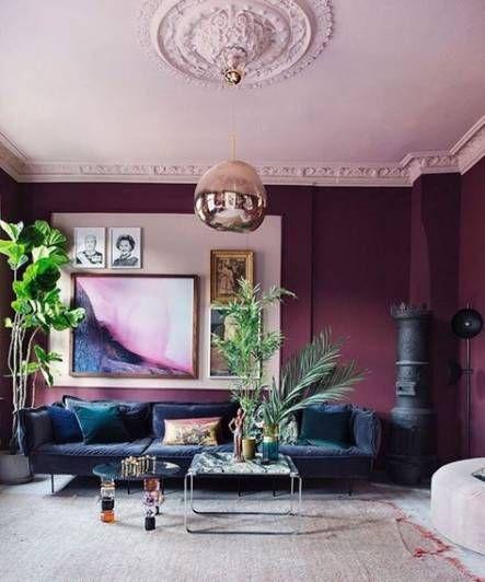 Kitchen Ideas Color Schemes Purple 54 Best Ideas | Living ...