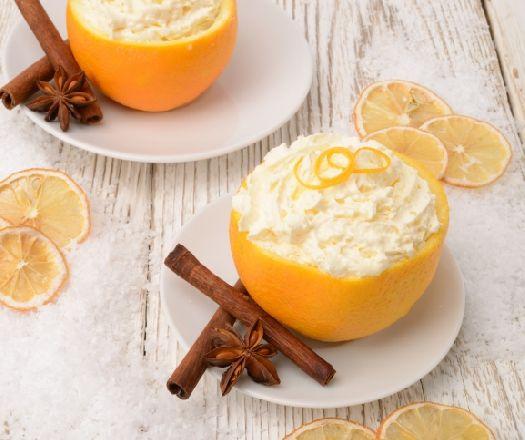 Likőrös narancskrém Recept képpel - Mindmegette.hu - Receptek