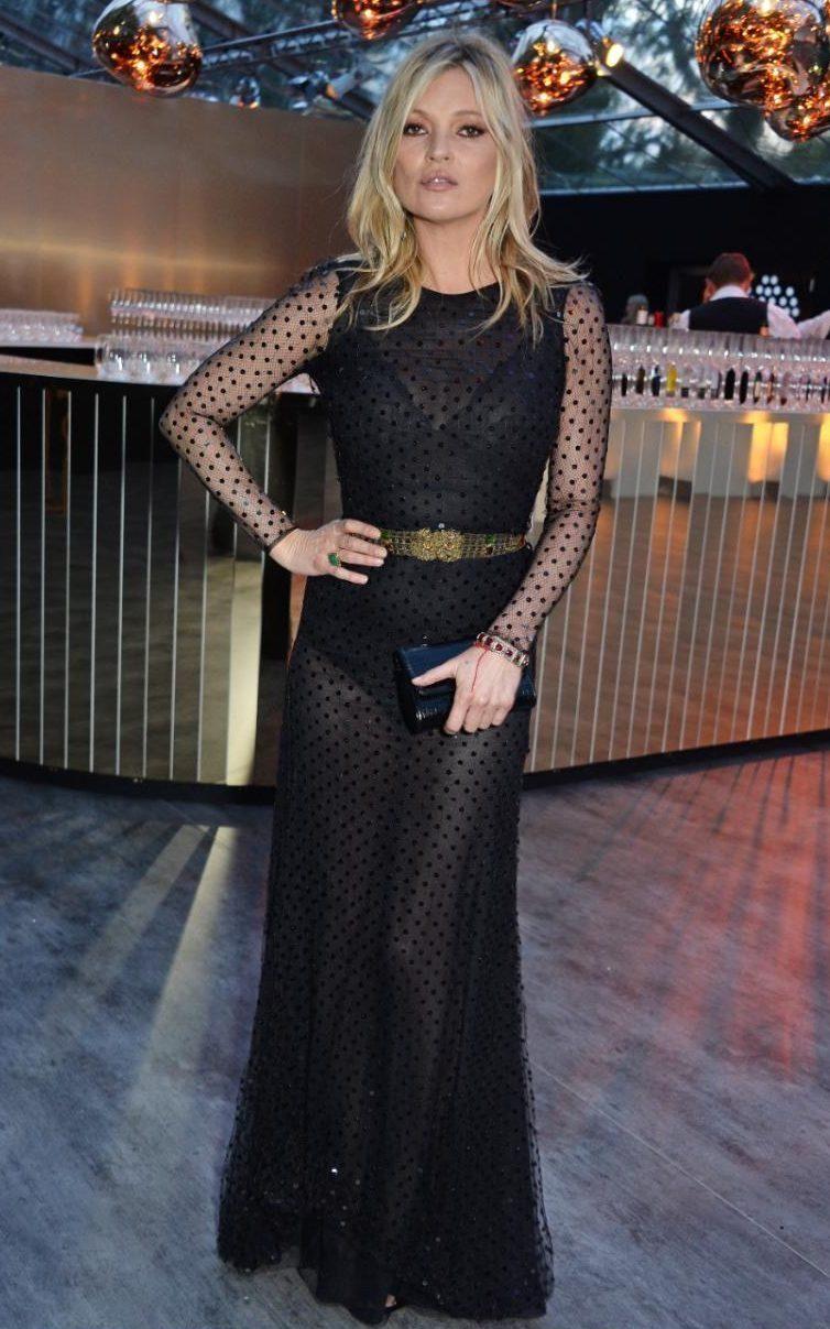 Kate Moss Vogue 100
