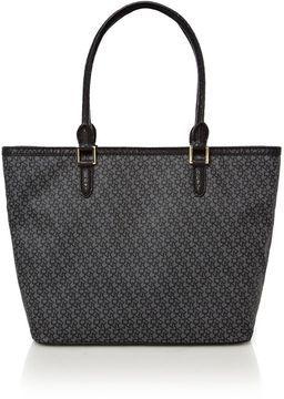 Dkny Coated Logo Large Tote Bag On Style Co Uk Blog Pixiie