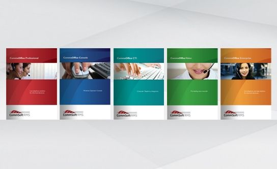 CommSoft Software Product Brochures Share, like   www