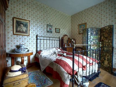 Bedroom On Museum Of Lincolnshire Life Victorian