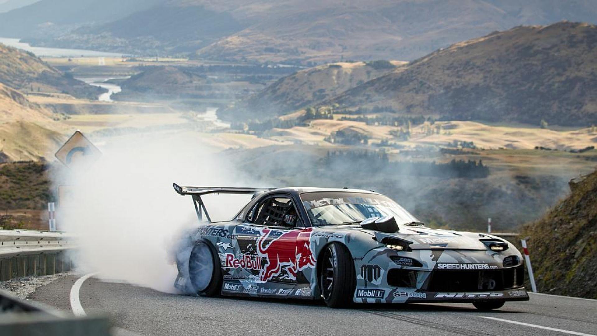 Cool Mazda Rx7 Drifting Hd Wallpaper Drifting Cars Mazda Rx7